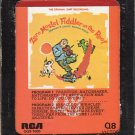 Fiddler On The Roof - Original Broadway Cast Recording Quadraphonic 8-track tape