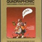 Candide - Original Cast Recording Quadraphonic 8-track tape