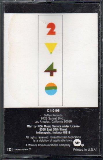 Elton John - Too Low For Zero Cassette Tape