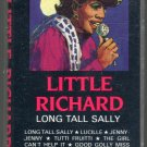 Little Richard - Long Tall Sally Cassette Tape