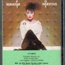 Pat Benatar - Get Nervous Cassette Tape