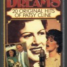 Sweet Dreams - 20 Original Hits Of Patsy Cline Cassette Tape