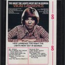 Vicki Lawrence - The Night The Lights Went Out In Georgia 8-track tape