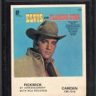 Elvis Presley - Sings Flaming Star PICKWICK 8-track tape