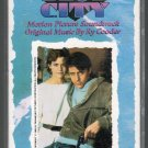 Blue City - Original Motion Picture Soundtrack Cassette Tape