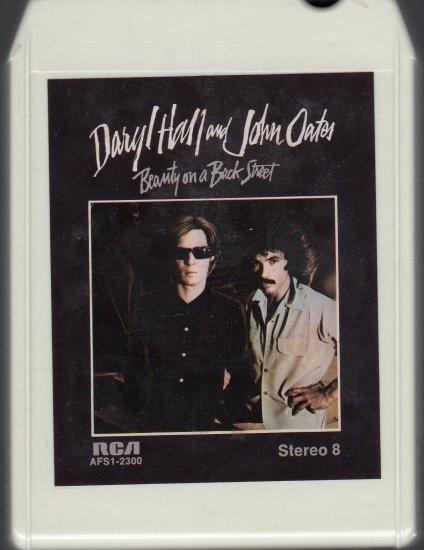 Daryl Hall & John Oates - Beauty On A Back Street 1977 RCA 8-track tape