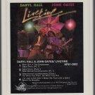 Daryl Hall & John Oates - Livetime 1978 RCA 8-track tape