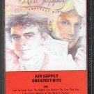 Air Supply - Greatest Hits Cassette Tape