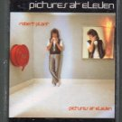 Robert Plant - Pictures At Eleven Debut 1982 Cassette Tape