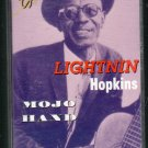 Lightnin Hopkins - Mojo Hand BLUES Cassette Tape