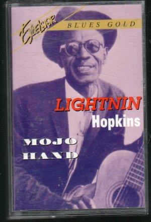 Lightnin Hopkins - Mojo Hand BLUES Cassette Tape