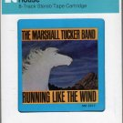 The Marshall Tucker Band - Running Like The Wind 1979 CRC 8-track tape