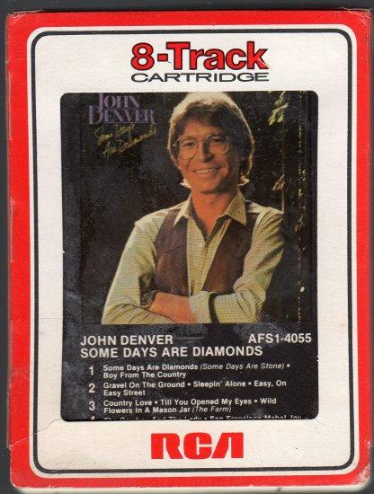 John Denver - Some Days Are Diamonds 1981 RCA 8-track tape
