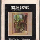 Jackson Browne - For Everyman 1973 ASYLUM 8-track tape