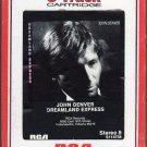 John Denver - Dreamland Express 1985 RCA 8-track tape