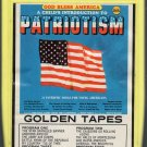 Patriotism - Golden Tapes (Various) 1972 AA Records RARE 8-track tape