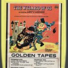 The Wizard Of Oz  - Golden Tapes (Various) 1972 AA Records RARE 8-track tape