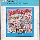 Heyettes - Fonzie, Fonzie, He's Our Man RARE 1976 CRC 8-track tape