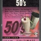 True Love 50's - The Ultimate Rock N' Roll Collection Vol 15 Various Cassette Tape
