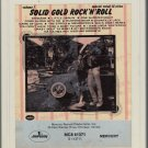 Solid Gold Rock 'n' Roll - Volume 1 8-track tape