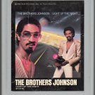 The Brothers Johnson - Light Up The Night 8-track tape