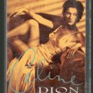 Celine Dion - The Colour Of My Love Cassette Tape