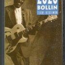 Zuzu Bollin - Texas Bluesman Cassette Tape