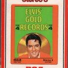 Elvis Presley - Gold Records Vol 4 8-track tape