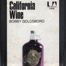 Bobby Goldsboro - California Wine A21B 8-track tape
