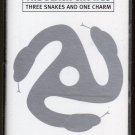 The Black Crowes - Three Snakes And One Charm Cassette Tape