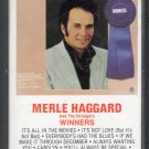 Merle Haggard And The Strangers - Winners Cassette Tape