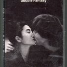 John Lennon & Yoko Ono - Double Fantasy 1980 Cassette Tape