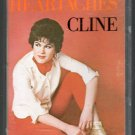 Patsy Cline - Heartaches Cassette Tape