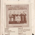Hank Williams Sr. and The Drifting Cowboys - The Best Of  ( Boll Weevil ) 1977 8-track tape