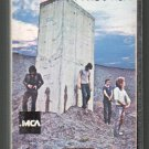 The Who - Who's Next 1971 Pre-UPC RARE Cassette Tape