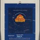 Car Wash - Original Motion Picture Soundtrack A1 8-track tape