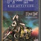 Meat Loaf - Bad Attitude Cassette Tape
