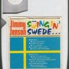Jimmy Jenson - The Swingin' Swede ( Recar ) RARE 8-track tape