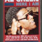Al Green - Here I Am Cassette Tape
