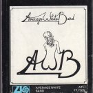 Average White Band - AWB 8-track tape