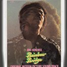 Jimi Hendrix ( Rainbow Bridge ) - Original Motion Picture Soundtrack 8-track tape
