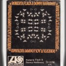 Roberta Flack & Donny Hathaway - Roberta Flack & Donny Hathaway 8-track tape