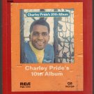 Charley Pride - Charley Pride's 10th Album Quadraphonic 8-track tape