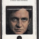 Johnny Cash - Understand Your Man 8-track tape