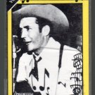 Hank Williams Sr. - 40 Greatest Hits Vol 1 Cassette Tape