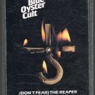 Blue Oyster Cult - On Flame With Rock N' Roll Cassette Tape