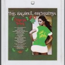 The Salsoul Orchestra - Christmas Jollies 8-track tape