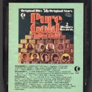 Pure Gold Collection - 36 Original Hits 36 Original Stars K-Tel 8-track tape