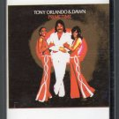 Tony Orlando & Dawn - Prime Time Cassette Tape
