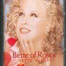Bette Midler - Bette Of Roses Cassette Tape